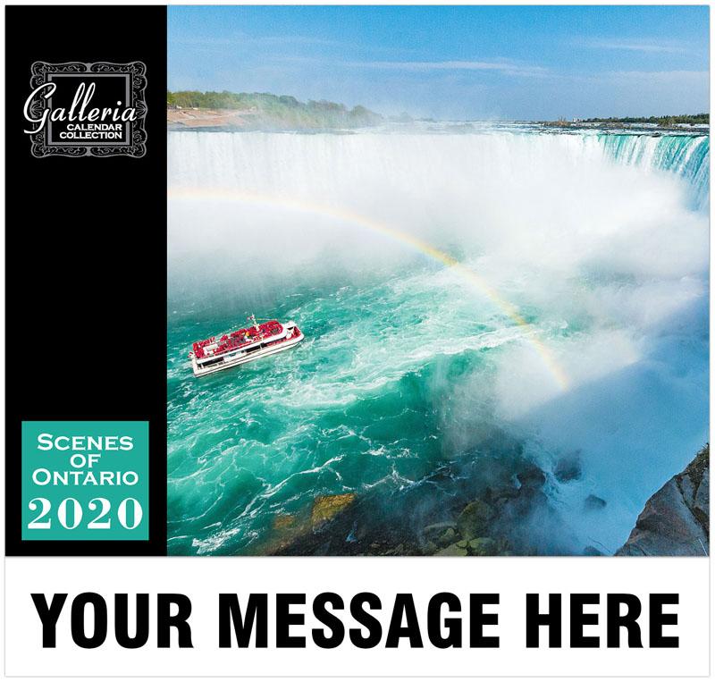Scenes Of Ontario Wall Calendar