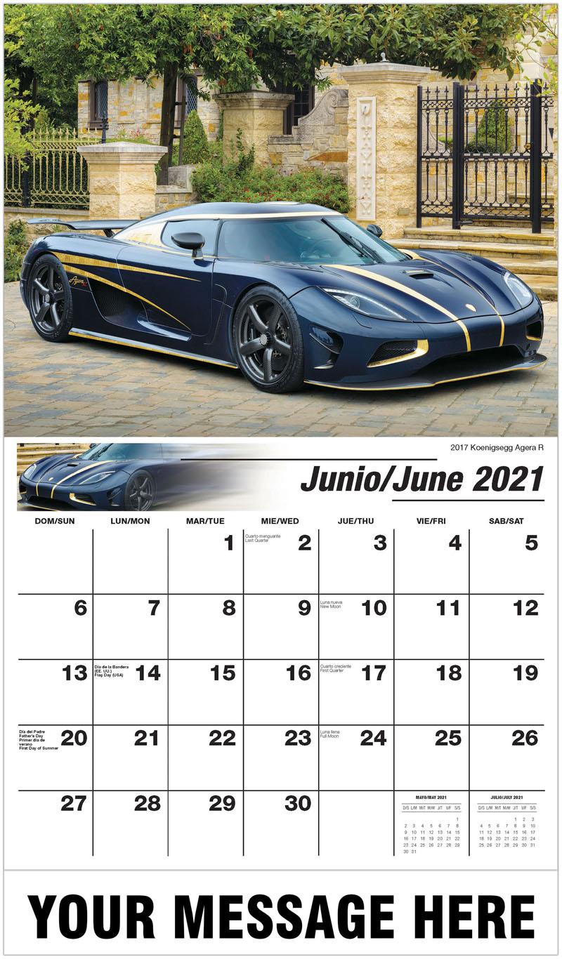 Galleria Exotic Cars (English or Spanish) -2021