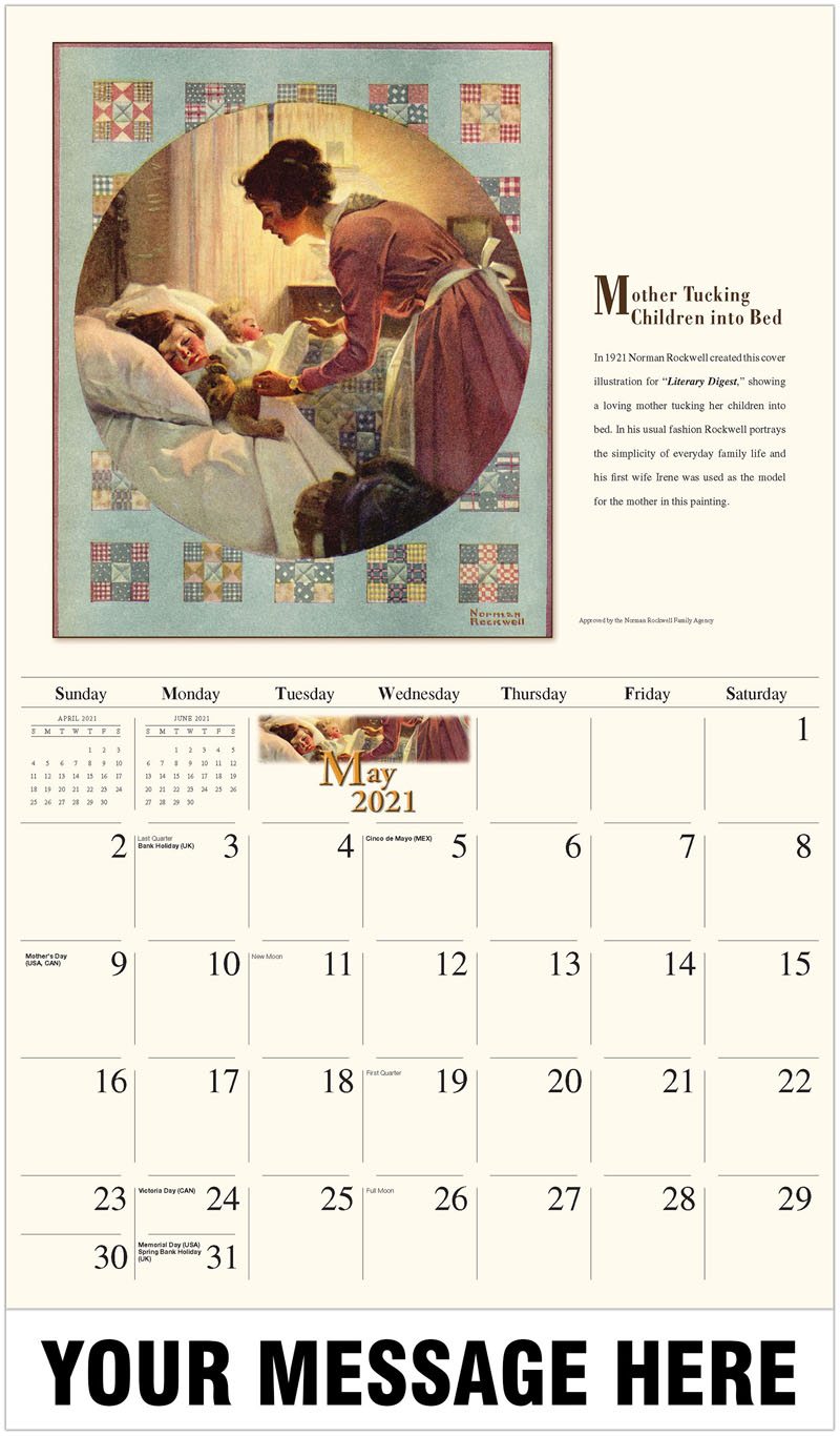 Galleria Memorable Images By Norman Rockwell - 2021