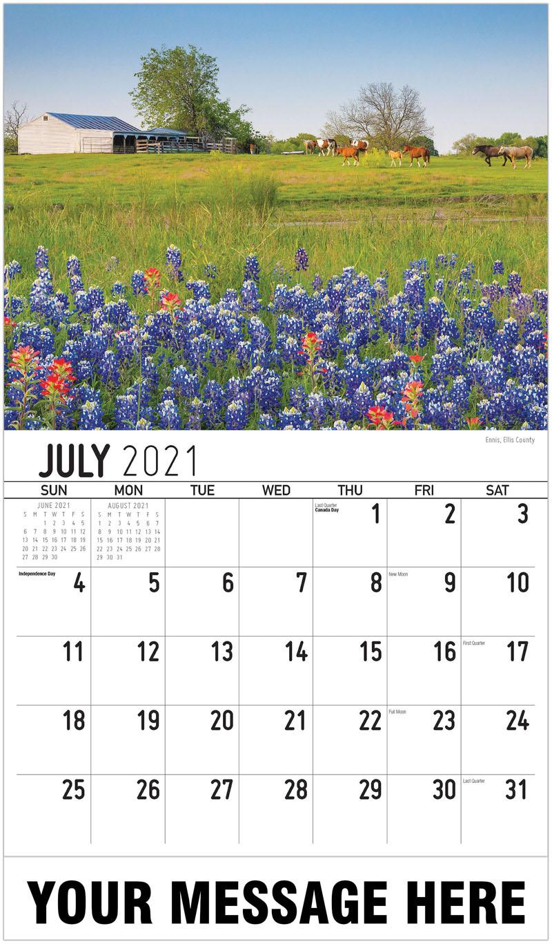 Galleria Scenes Of Texas -2021