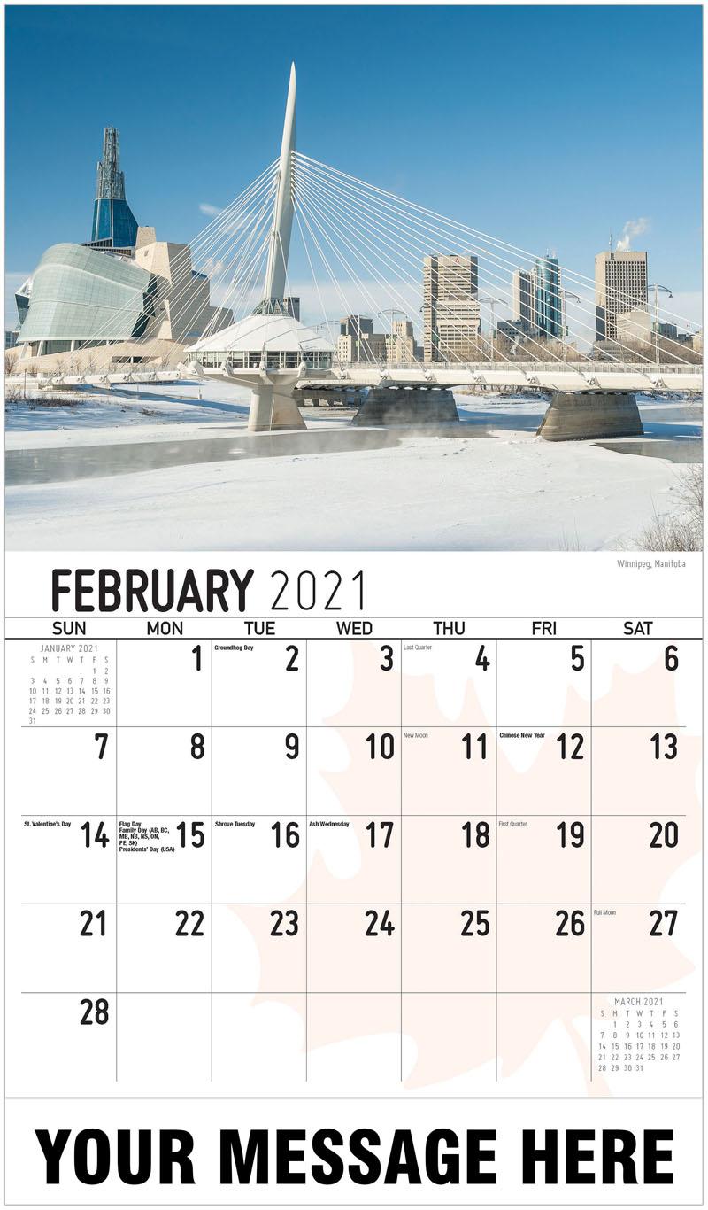 Galleria Scenes Of Western Canada - 2021